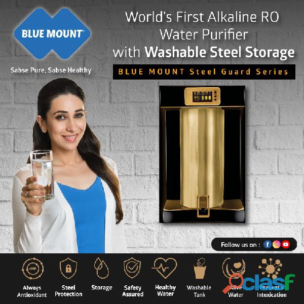 Best ro water purifier company