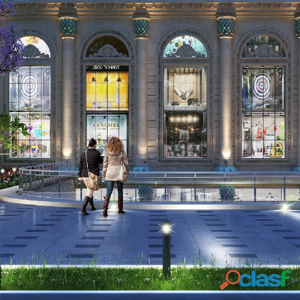 Ekana mall – anchor retail space on shaheed path lucknow