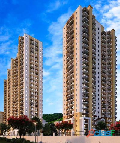 Emaar palm heights – 3bhk with lounge in 1.14 cr. onwards