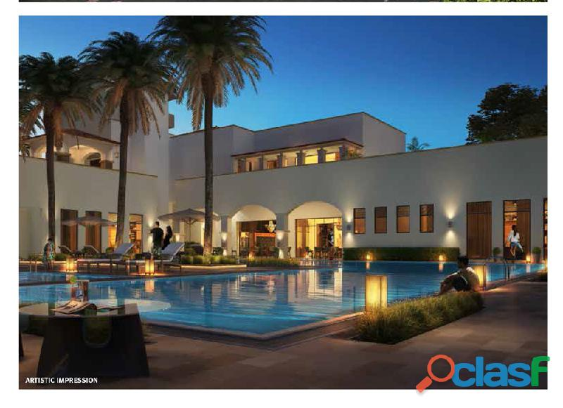 Emaar Palm Heights – Luxury 3BHK Apartments bang on NH8. 2