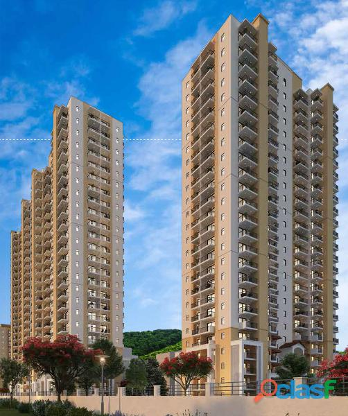 Emaar Palm Heights – Luxury 3BHK Apartments bang on NH8. 3