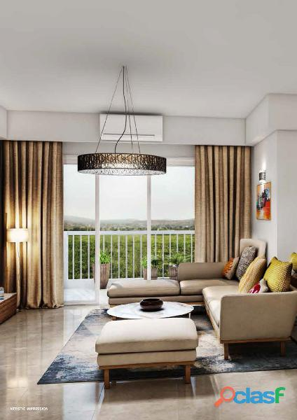 Emaar Palm Heights – Luxury 3BHK Apartments bang on NH8. 4