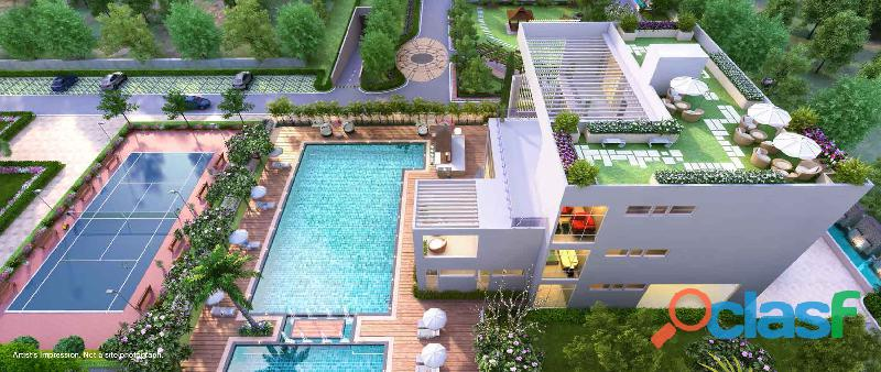 Godrej aria – ready to move in 2 & 3bhk homes