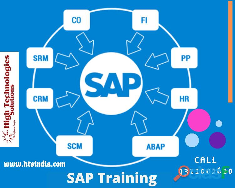Join sap training institute in noida with placement