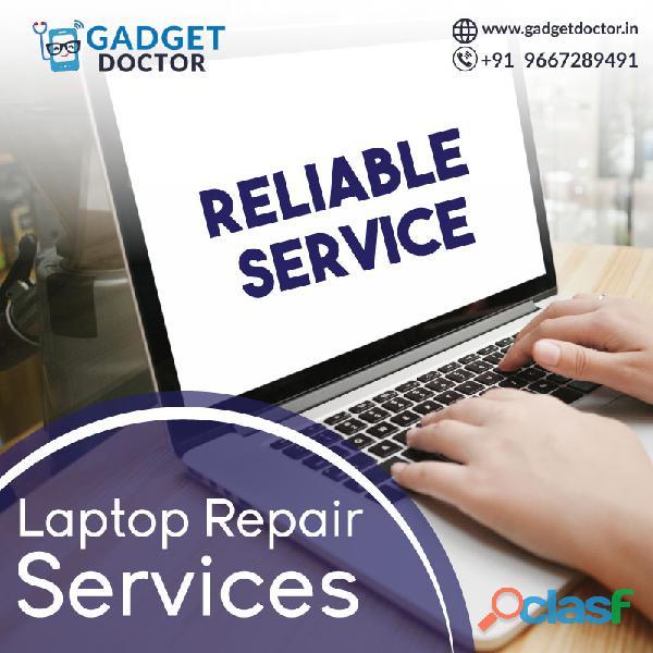Laptop repair in delhi
