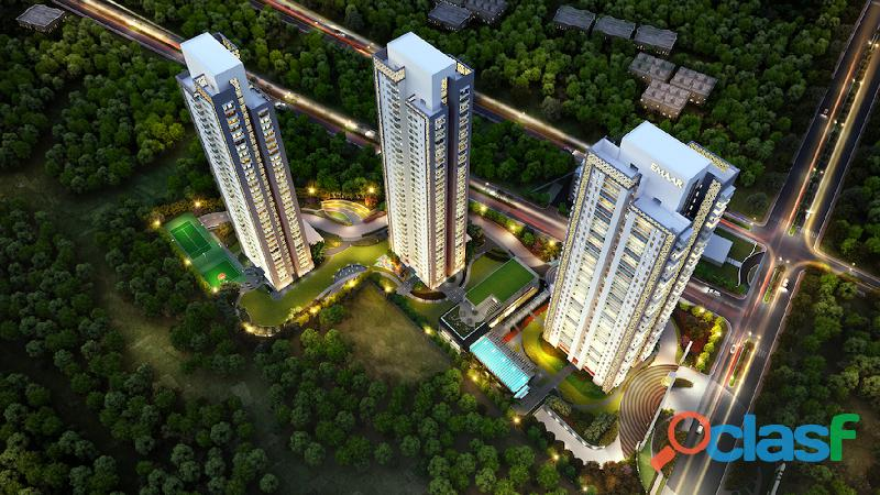 Luxury 2/3bhk residences at golf course extension road