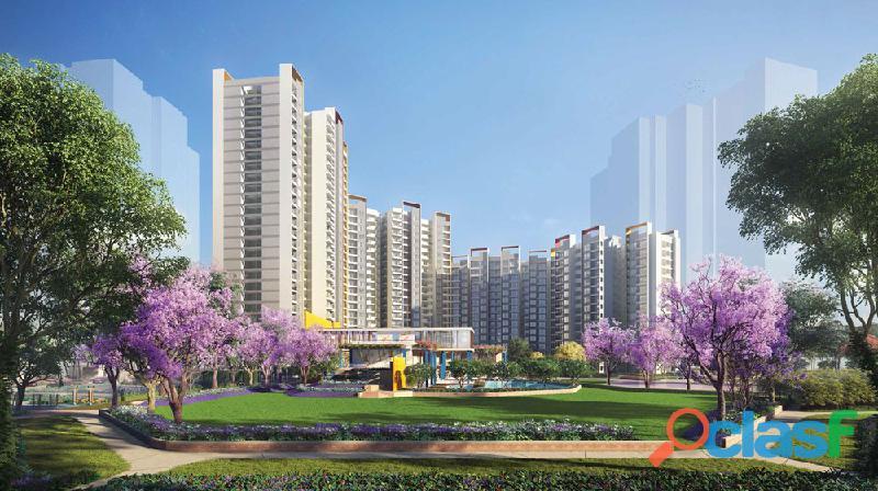 Shapoorji pallonji joyville – 2,3,4bhk luxury homes