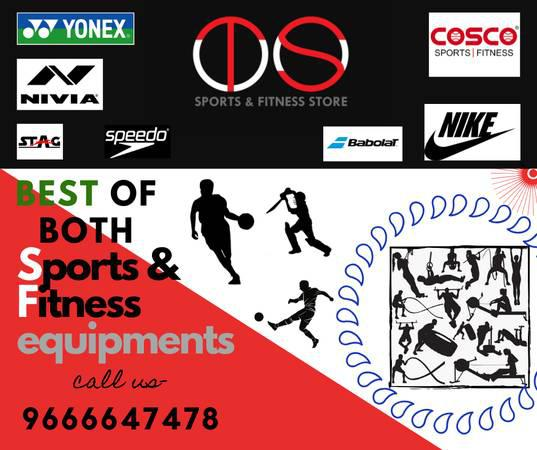 Best sports & fitness store in hyderabad - ts sports &