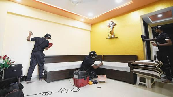 Carpet cleaning services in mumbai - skilled trade services