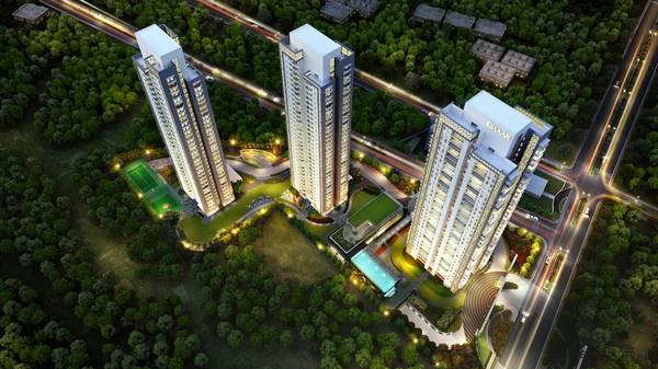 Luxury 2/3bhk residences at golf course extension road -