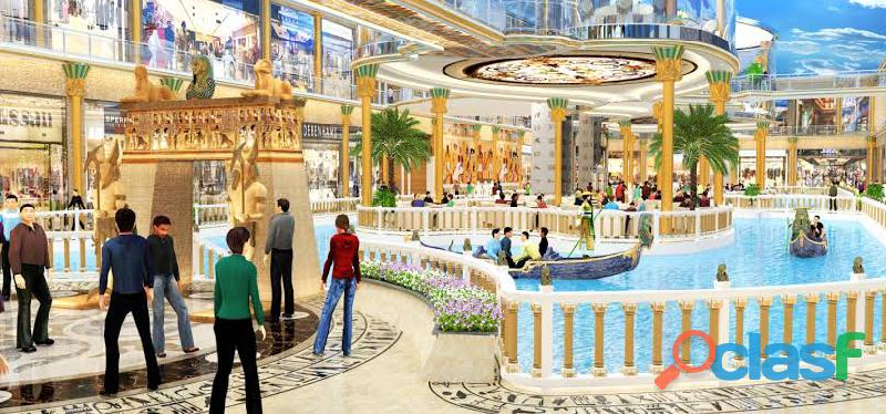 Ekana mall : retail space with 12 % assured return till possession