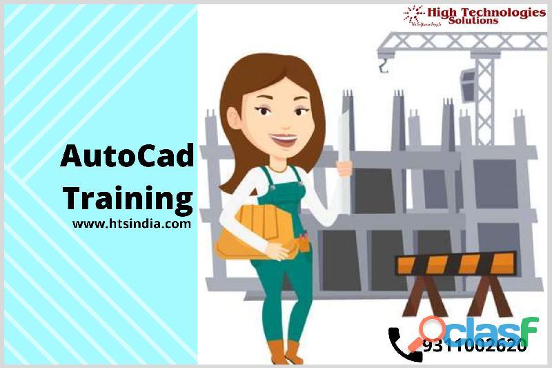 Autocad training institute in noida is reputed institute