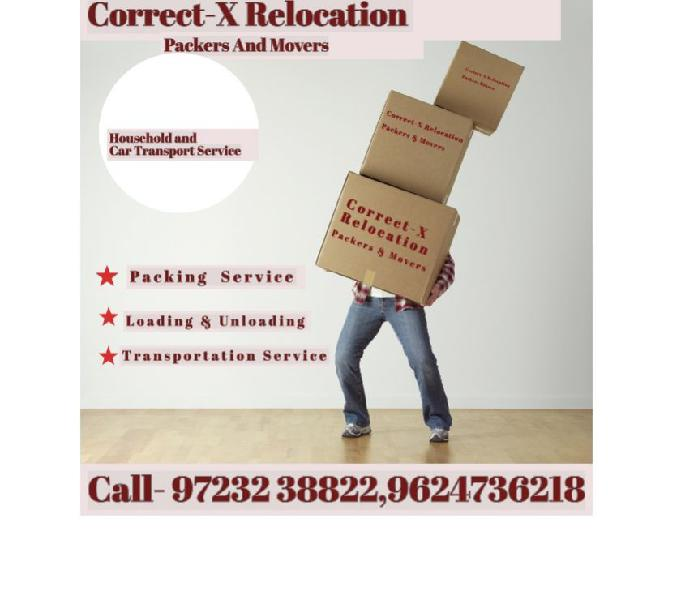 Packers and movers jamnagar | correct x relocation