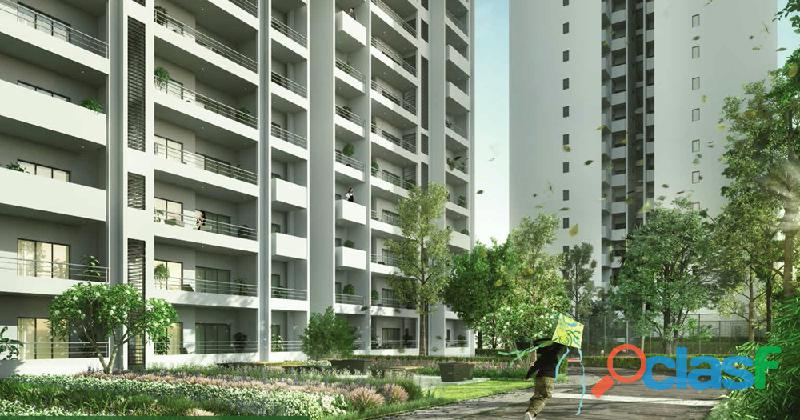 Godrej air luxury3 & 4bhk homes at sector 85