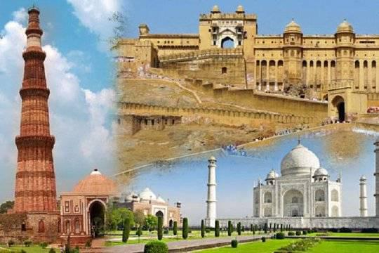 Golden triangle tour 3 days - travel/vacation services