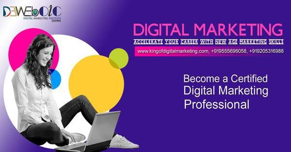 Implement your career in digital marketing - lessons &