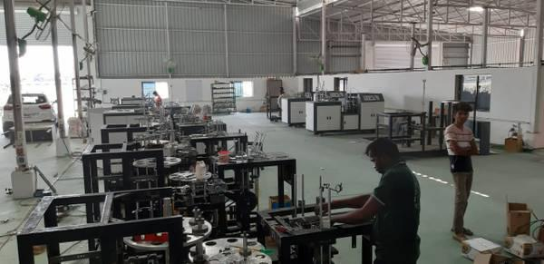 Warranty and services of bharath paper cup making machine -