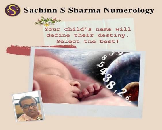 Baby names based on numerology | baby name numerology -