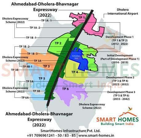 Dholera smart city affordable residential plots in dholera