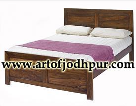 Buy jodhpur furniture handicrafts double beds