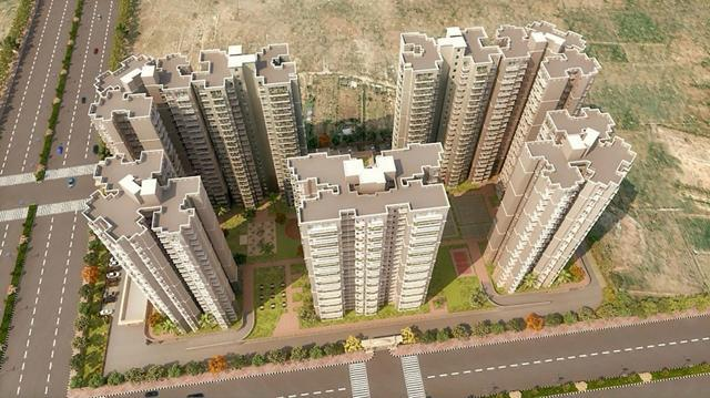 Best residential home at rs 26 lac in noida extension