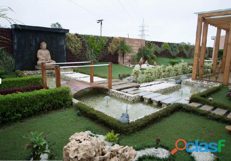 Azea botanica – luxury 3&4bhk at 65 lacs onwards