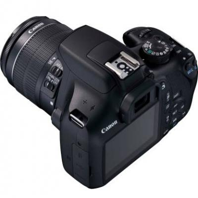Canon eos 1300d dslr camera body with dual lens efs