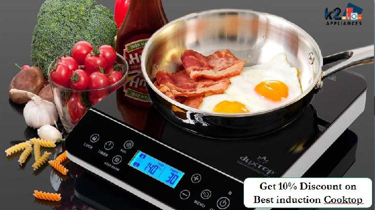 Get 10 Discount on Best induction Cooktop