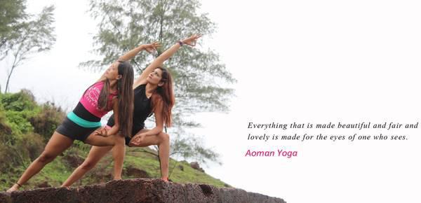 Yoga trainer noida - beauty services