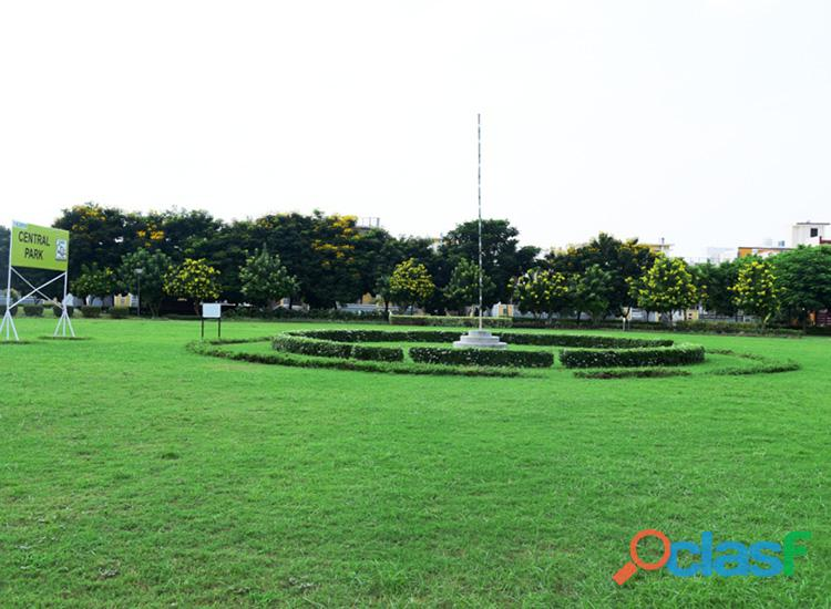 Eldeco City: Plots at Prime Location of Lucknow 1