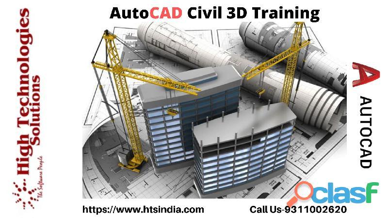 AutoCAD Civil 3D Training Institute in Delhi