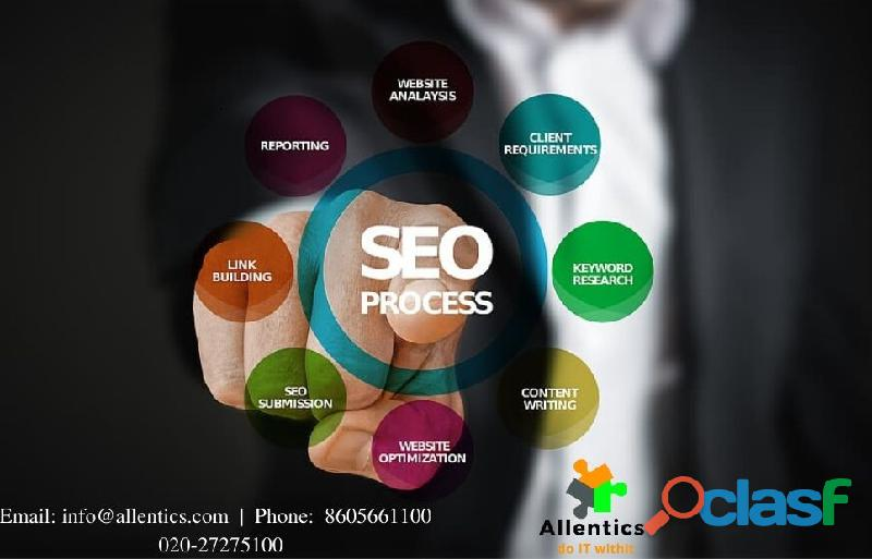 Seo and digital marketing services | seo services company india