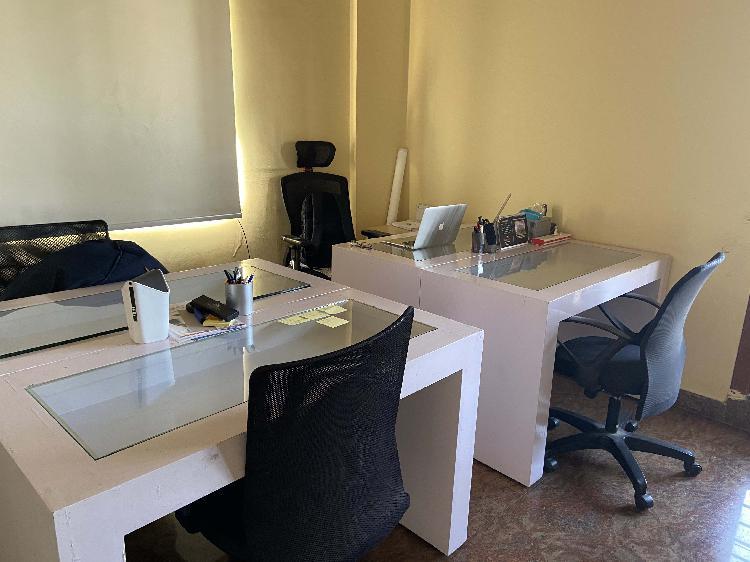 Office desk revolving chair for sale