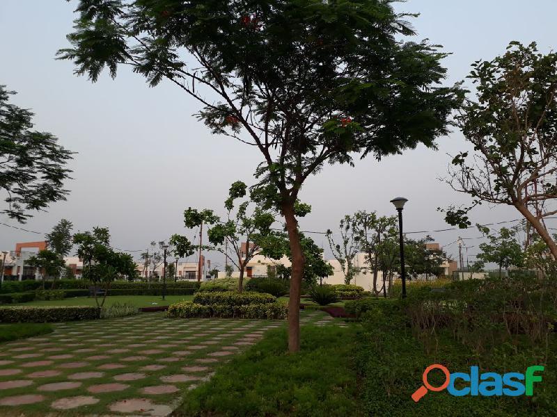 Eldeco Shaurya – Plots near CRPF Camp Bijnor Road Lucknow 9