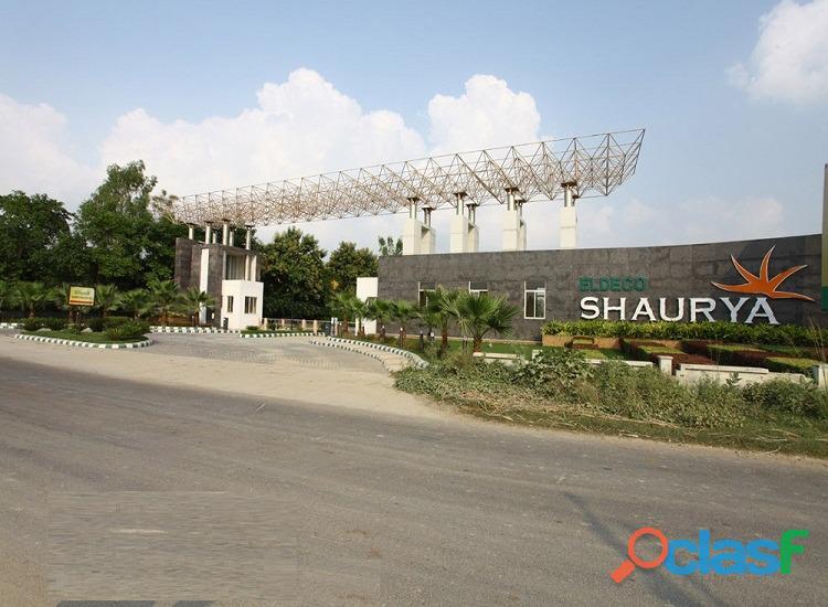 Eldeco Shaurya – Plots near CRPF Camp Bijnor Road Lucknow 3