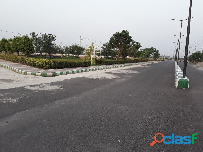Eldeco Shaurya – Plots near CRPF Camp Bijnor Road Lucknow 2