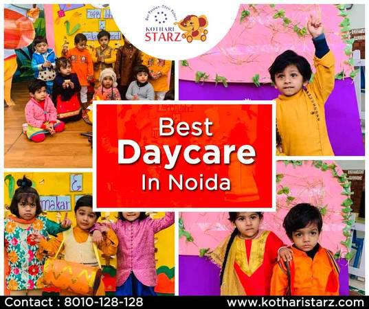 Best daycare in noida - creative services