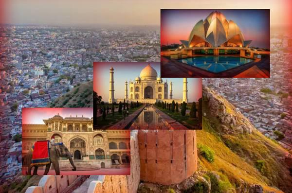 Book India Holiday Packages from Treasure Trip India -