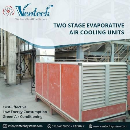 Evaporative Air Cooling Units - computer services