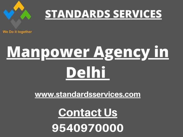 Manpower agency in delhi - customer service