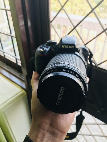 Nikon d3300 tamron lens 18 to 200mm