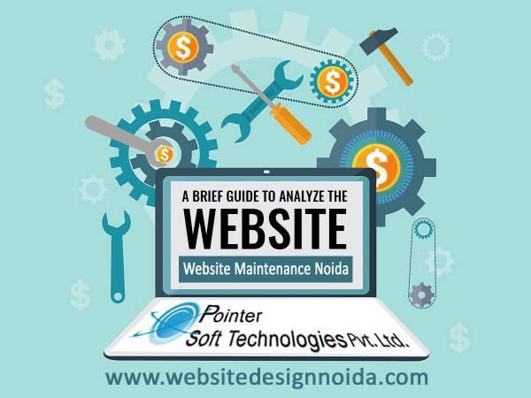 Web Development Maintenance Company Noida - computer