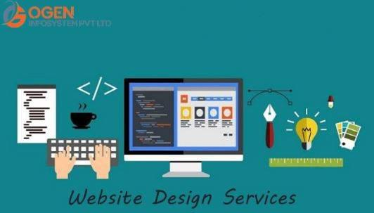 Website Design Services help your Business to get noticed -