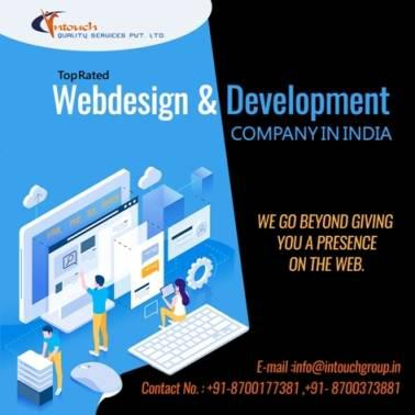 website designing and development company - computer