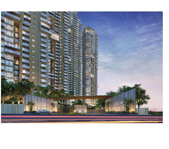 ATS Knightsbridge – Ultra Luxury Homes in Noida