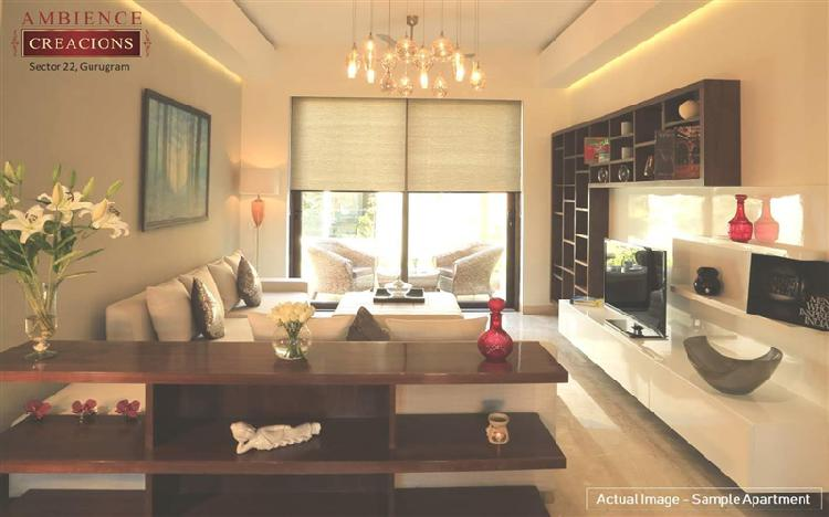 Creacions by Ambience 234 BHK Flats