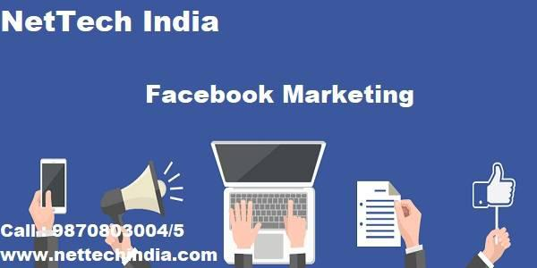 Facebook marketing course from nettech india - computer