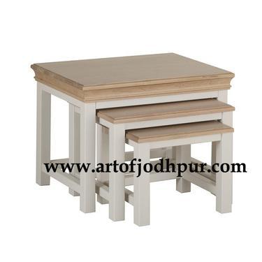 Home furniture nest table sets