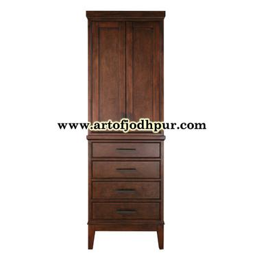 Jodhpur Sheesham Furniture Bathroom Cabinet