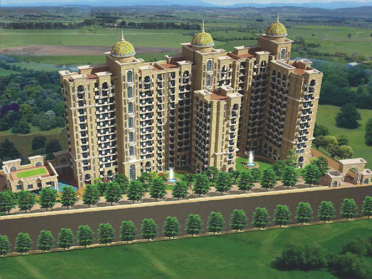 Purvanchal kings courts 3bhk flats in gomti nagar